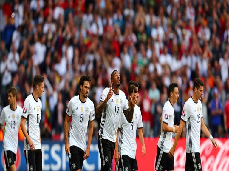 Alemania aplasta a Eslovaquia y va a paso firme en la Eurocopa