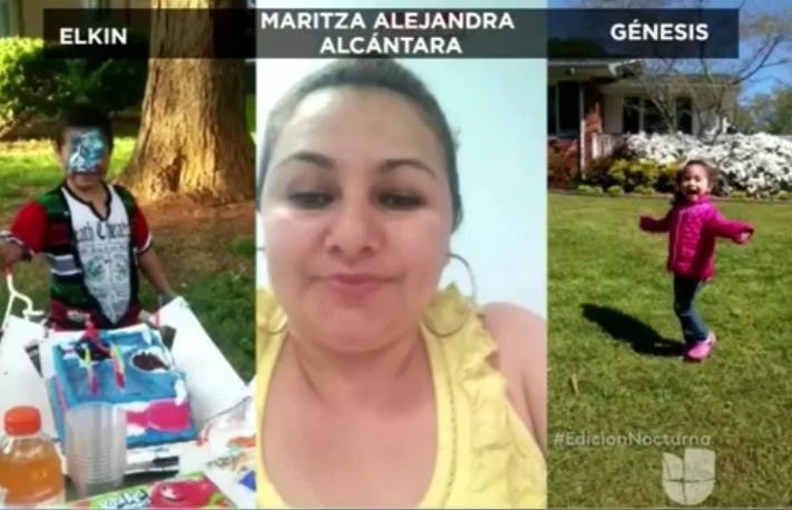 VÍDEO: Familia hondureña vive momentos de drama en EEUU