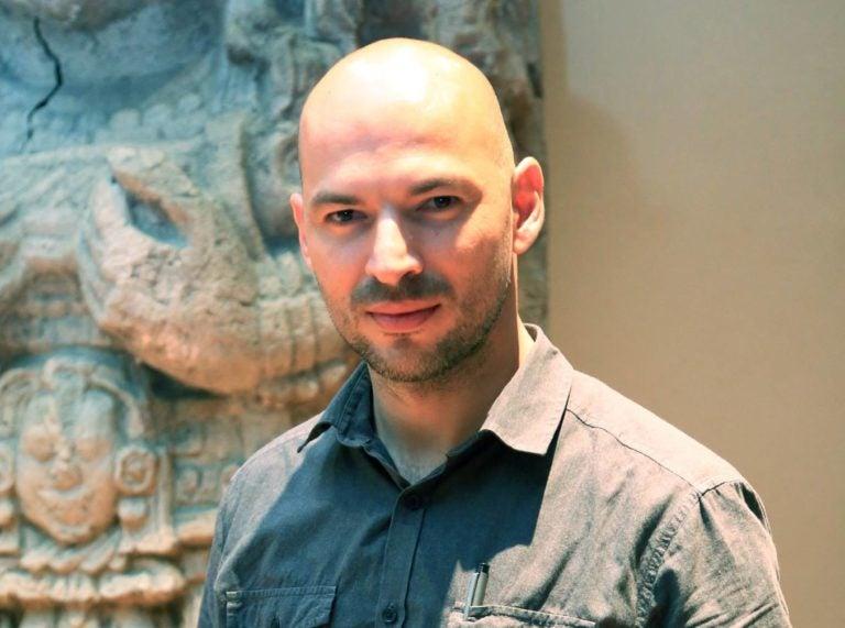 "Giovanni Rodríguez: ""La novela contemporánea casi no existe en Honduras"""