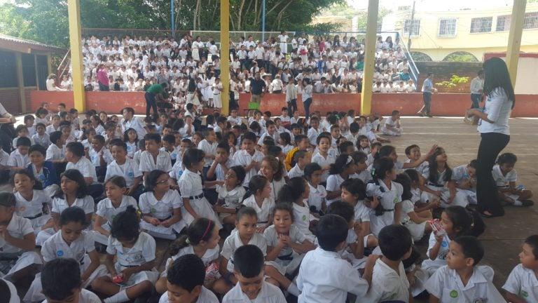 Ganaderos celebran con escolares el Día Mundial de la Leche