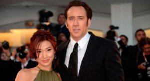 Nicolas Cage se separa de su tercera esposa, Alice Kim.