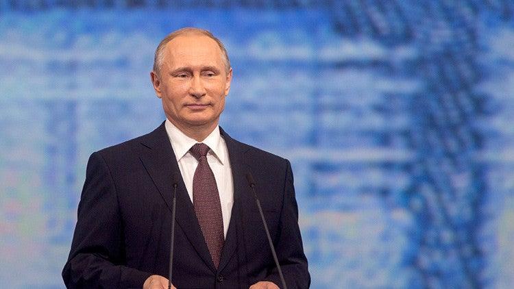 Putin: «Salida del Reino Unido de la UE afectará a todo el mundo»