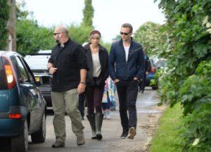 Taylor Swift ya se ha enamorado del «encantador» Hiddleston.