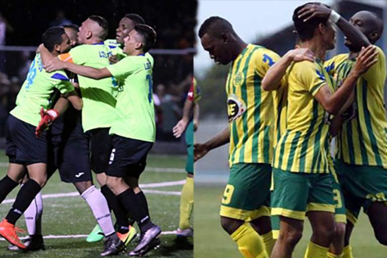 Alianza Becerra y Parrillas One quieren poner un pie en la Primera División