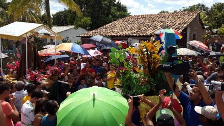 El guancasco tradición de fe y buena voluntad en la Villa de San Antonio