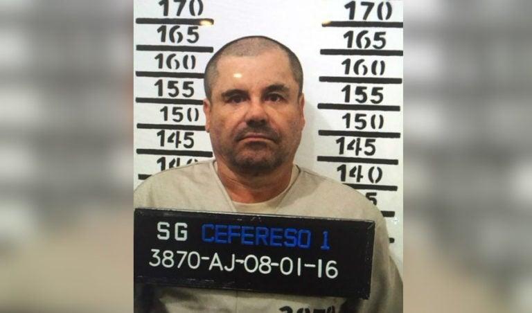 La esposa de 'El Chapo' defiende su caso en Washington