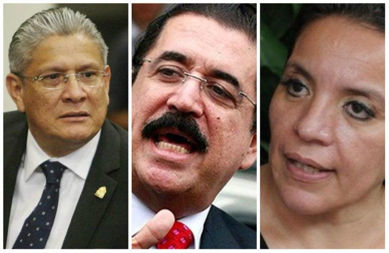 """Esdras sugiere a Xiomara Castro expulsar de LIBRE  a """"Mel"""""""