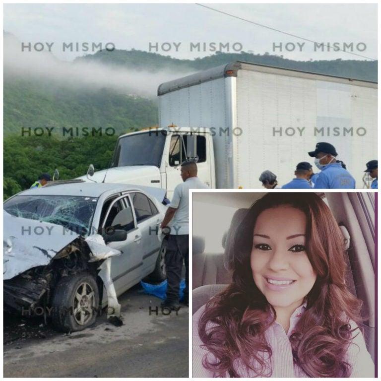 Muere en trágico accidente esposa de sobrino de Mel Zelaya