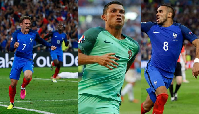 Así marcha la tabla de goleadores de la Eurocopa 2016