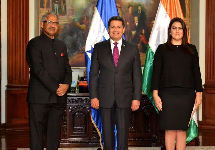 Brasil, India, República Checa y Argelia tienen nuevos embajadores en Honduras
