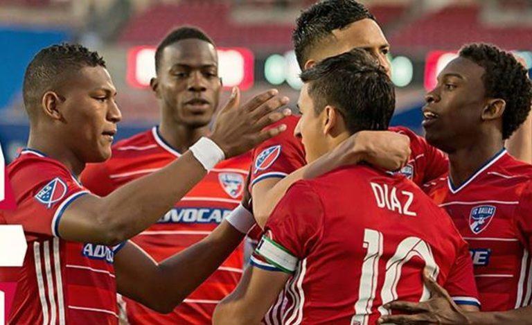 Dallas FC y Maynor Figueroa, cerca del liderato en la MLS
