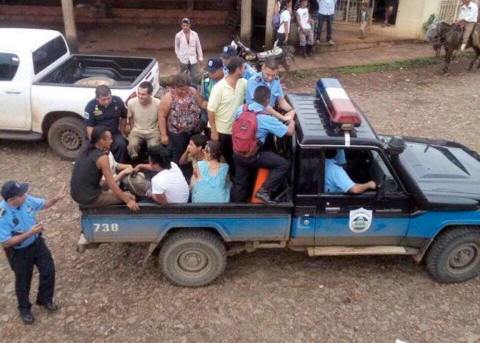 Mexicanos expulsados de Nicaragua se encuentran en Honduras