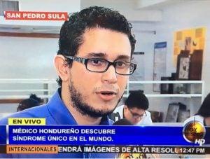 Orgullo hondureño.