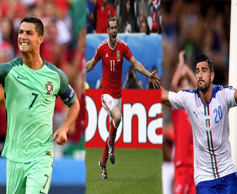 VÍDEO: Estos son los mejores goles de la Eurocopa