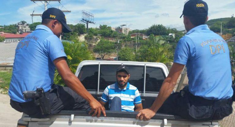 Tras denuncias capturan a  presunto violador en Tegucigala