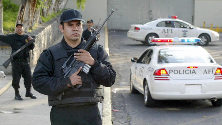 Preso mexicano rompe el récord de «El Chapo» al escapar por cuarta vez