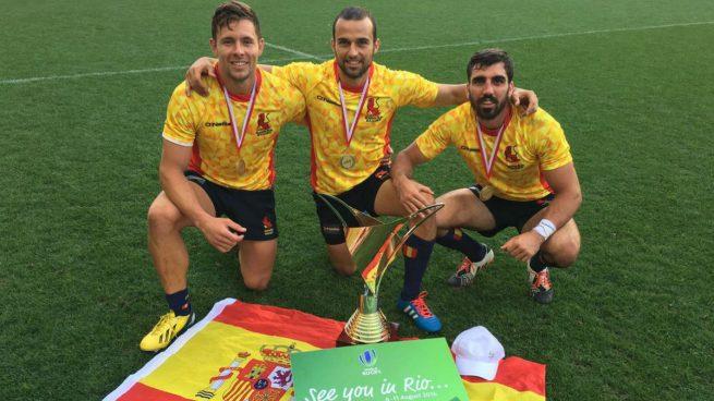 La increíble historia del equipo de seven español que luchó hasta con el ciclón Winston para llegar a Río 2016