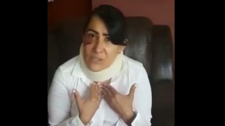 Esposa de exdiputado en México denuncia violación en bus