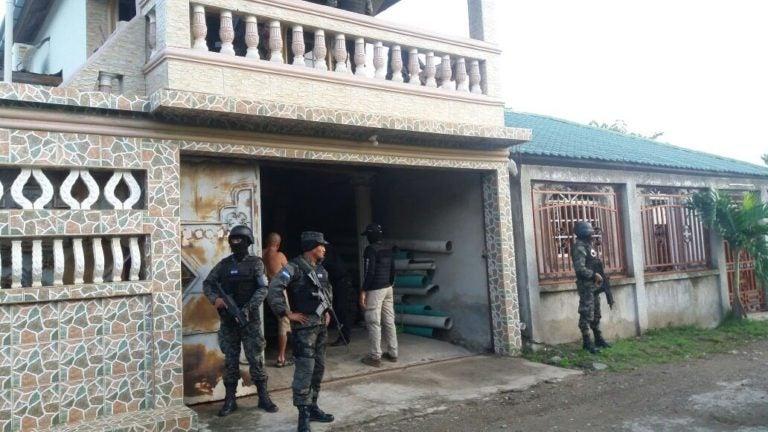 Fuertes operativos en la zona norte de Honduras
