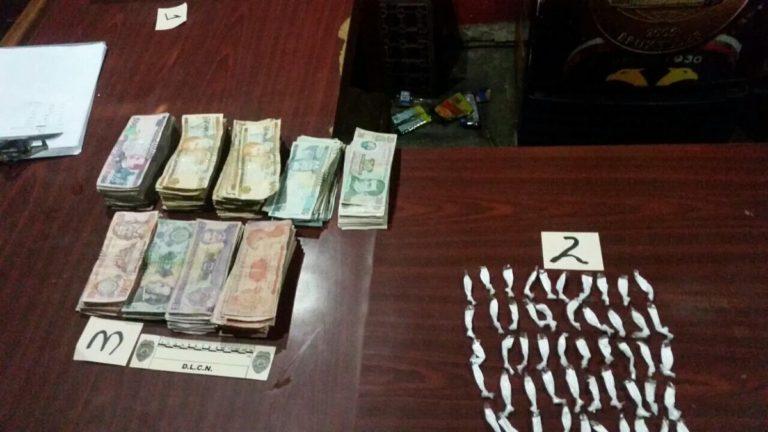 Ocotepeque: Prisión preventiva contra supuestos distribuidores de droga