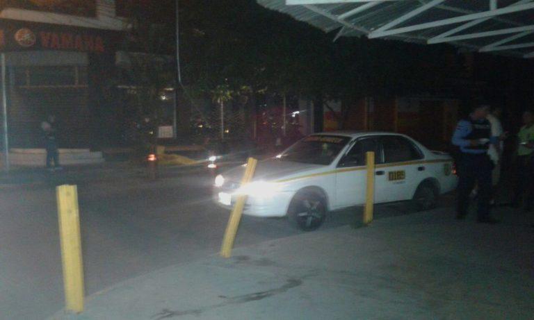 Matan a presidente de transportistas en El Progreso