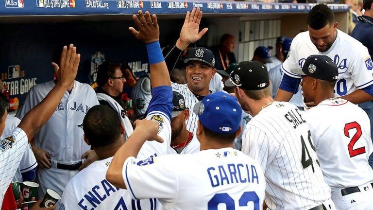La Liga Americana gana el Juego de Estrellas de la MLB