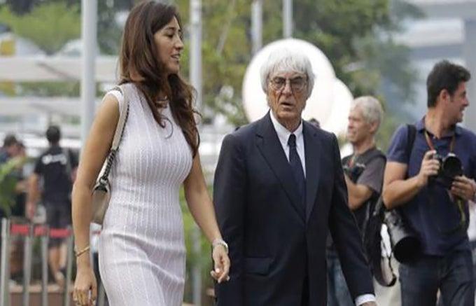 FÓRMULA 1: Secuestran a la suegra de Bernie Ecclestone