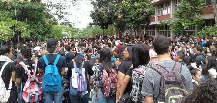 Crisis UNAH: Estudiantes MEU a un prediálogo con autoridades el día domingo