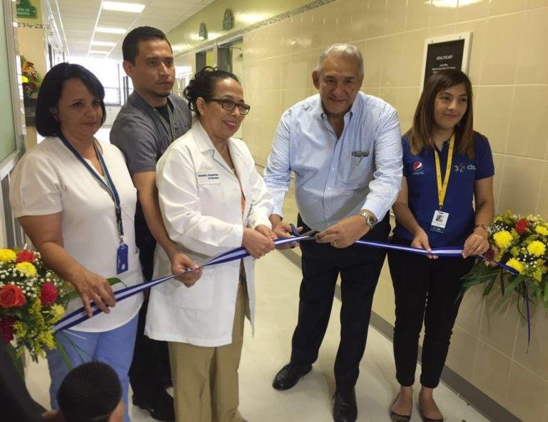 Remodelan Sala de Cirugía de Hombres del Hospital Escuela Universitario