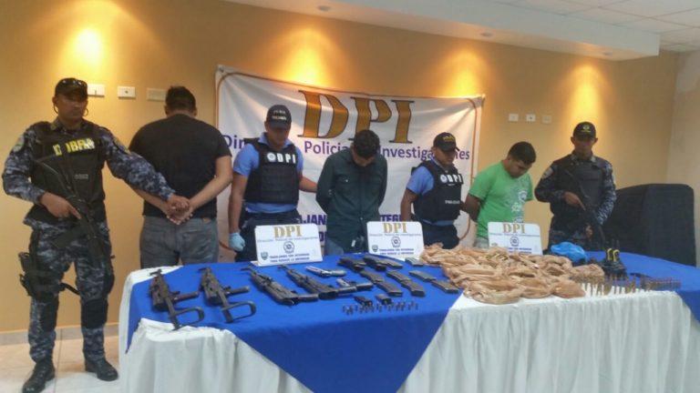 """Operaciones """"Candado"""", """"Libertador"""" y """"Lempira"""" dejaron 246 capturados"""