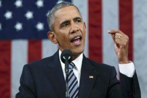 """Obama: Asesino de policías  era un """"demente"""" ."""