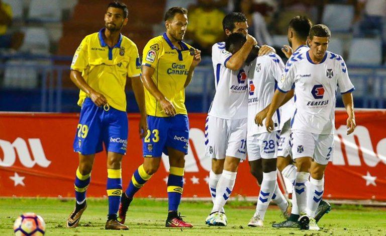 Nuevo gol de Darixon Vuelto en triunfo del Tenerife en Copa española.
