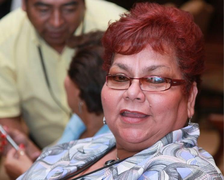 Ada Muñoz exige medio millón a vocero del Ministerio Público