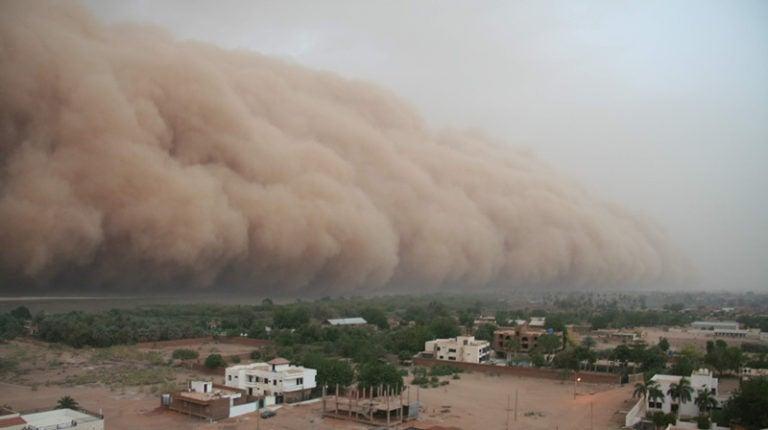 Expertos: Hoy será visible el polvo del Sahara en Honduras