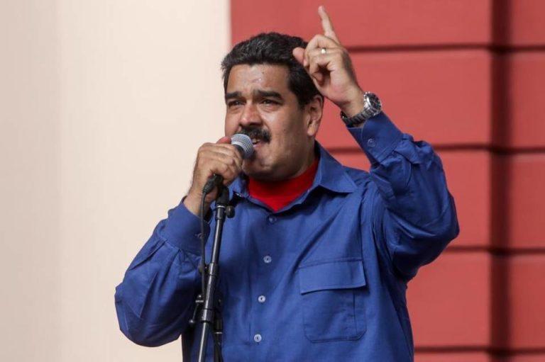 Maduro dice que Citibank cerrará cuenta de pago de Venezuela