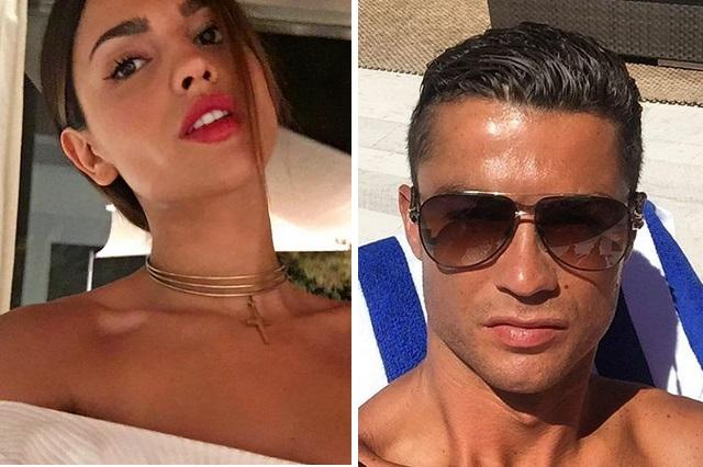Eiza Gonzalez, la famosa actriz que acompañó a Cristiano Ronaldo en Ibiza