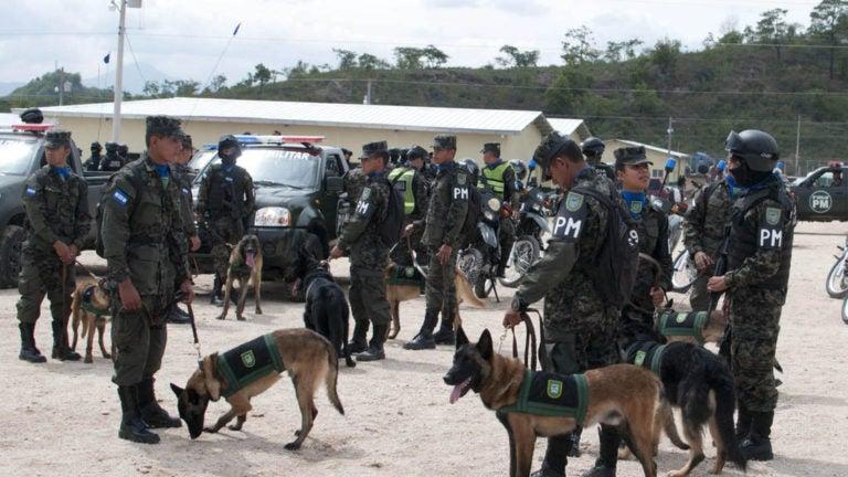 Blindan fronteras para frenar ingreso de pandilleros