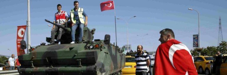 Turquía: 265 muertos  y 1.100 heridos deja intento de golpe