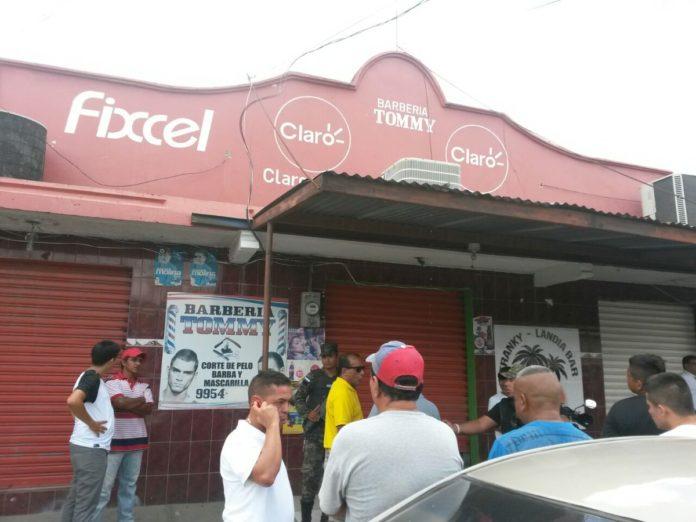 LA LIMA: por violencia cancelan actividades de la feria