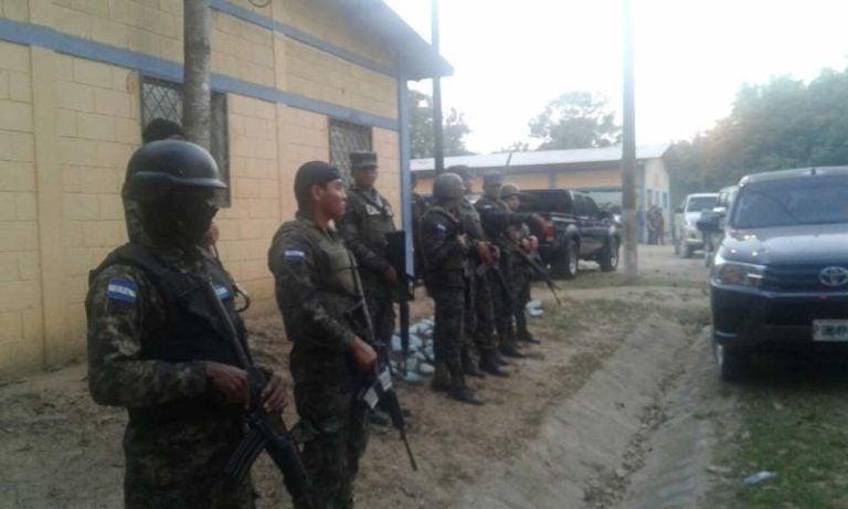 """Al menos 30 detenidos en Operación """"Lempira"""""""