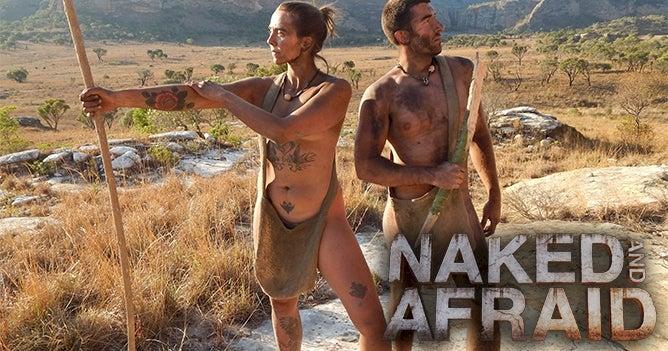 Las participantes de Supervivencia al desnudo sacan los trapitos al sol