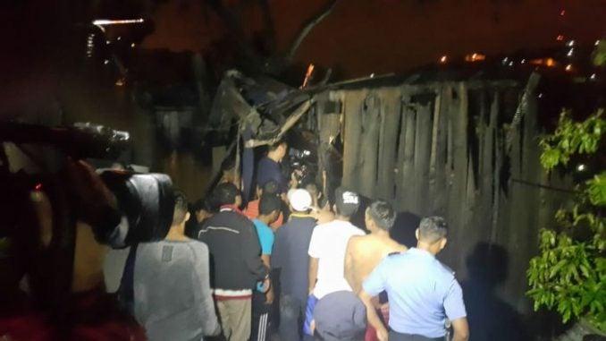 Matan y queman a madre e hija en Tegucigalpa
