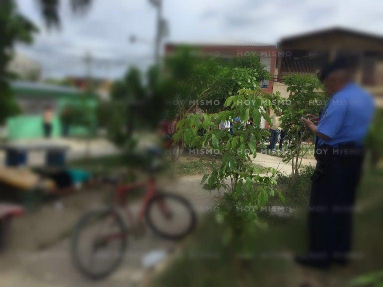 Un muerto y tres heridos en balacera en Las Brisas de SPS