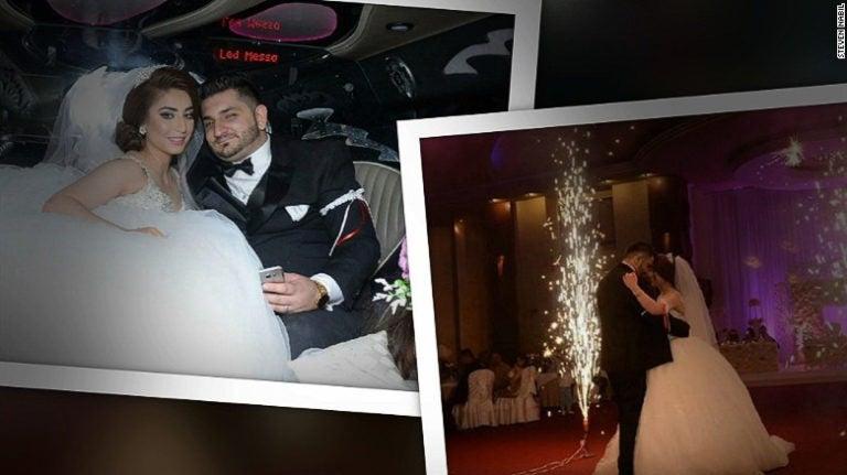 """Recién casados en ataques de Estambul: """"Vamos a morir aquí"""""""