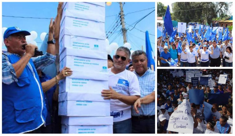 «Iniciativa Ciudadana», herramienta para apoyar reelección en Honduras