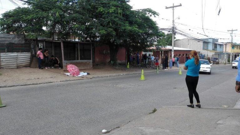 Asesinan a hombre en la Colonia San Miguel de Tegucigalpa