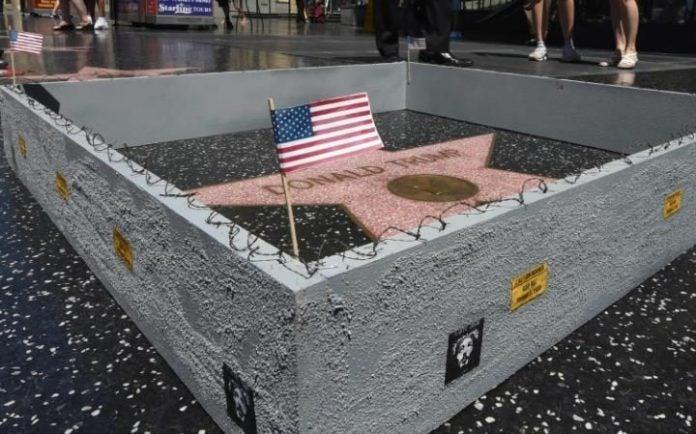 Donald Trump, hollywood