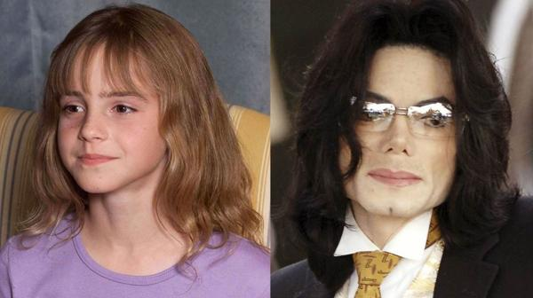 Michael Jackson quería casarse con Emma Watson cuando era niña