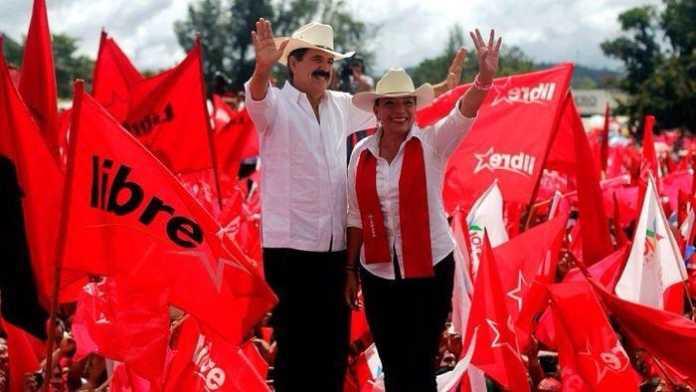 Partido LIBRE con todo listo para las elecciones internas