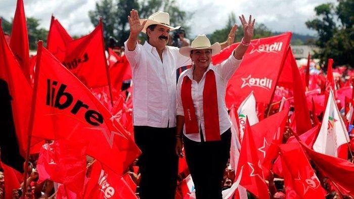 Partido LIBRE con todo listo para las elecciones internas de mañana